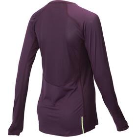 inov-8 Base Elite LS Shirt Damen purple